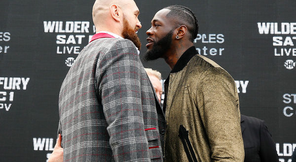 Fury to Face Another Opponent Pre Wilder Rematch