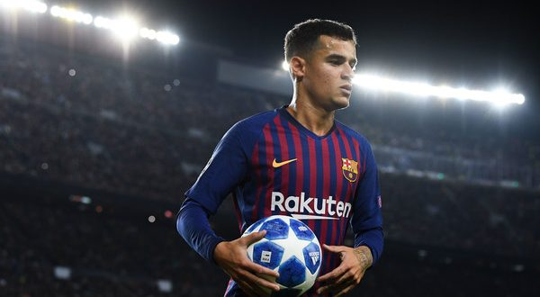 Barca reportedly open to selling Coutinho