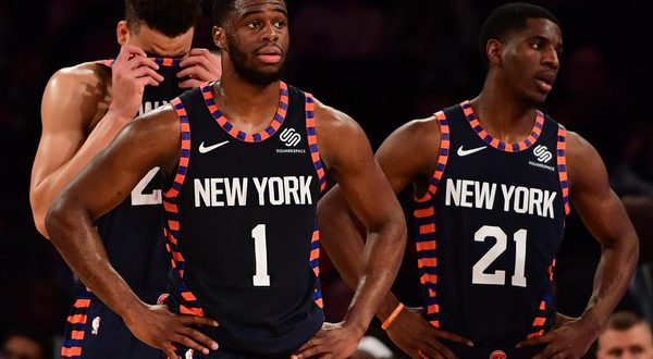 New York Knicks: How things change in just a few weeks' time