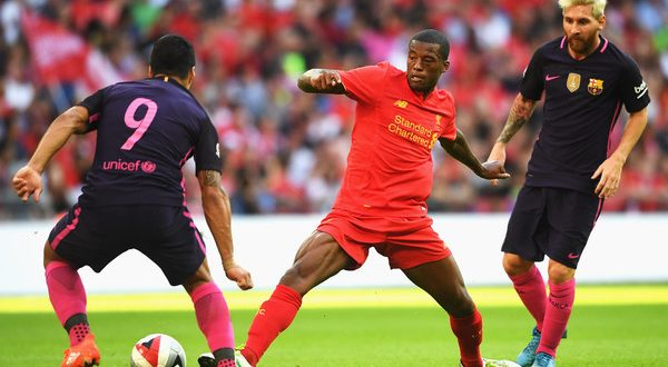 Liverpool and Barcelona clash in tasty Champions League semifinal matchup
