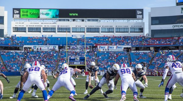 The NFL has 28 teams that don't own their own stadiums